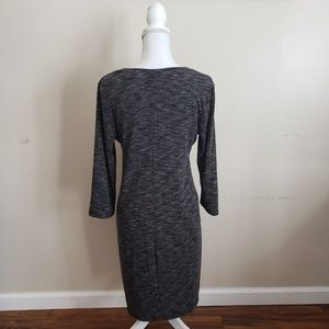 H&M Dresses - H&M Mama Twist Front Fitted Dress 3/4 Sleeves